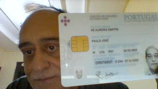 Selfie with a Photo ID